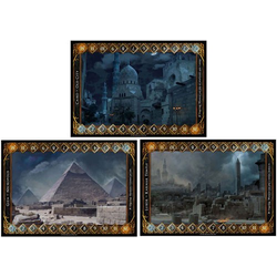 Sorcerer: Egyptian Battlefield Set