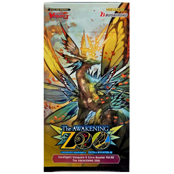Cardfight!! Vanguard: The Awakening Zoo Booster Pack