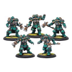 Crucible Guard Assault Troopers (Unit)