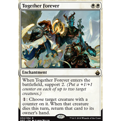 Magic löskort: Battlebond: Together Forever
