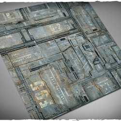 DCS Game Mat Space Hulk 4x4 ~ 122x122cm (Mousepad)