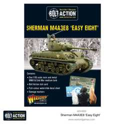 US Sherman M4A3E8 'Easy Eight'