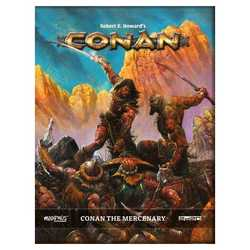 Conan RPG: The Mercenary