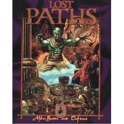 Mage: The Ascension: Lost Paths (Begagnad) )