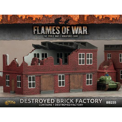 Destroyed Factory