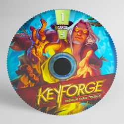 GameGenic Keyforge Premium Chain Tracker Untamed