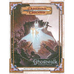 D&D 3.0: Ghostwalk