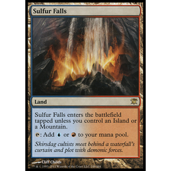 Magic löskort: Innistrad: Sulfur Falls