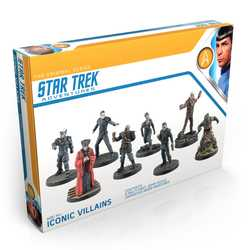 Star Trek Adventures: Iconic Villains