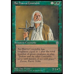 Magic löskort: Homelands: An-Havva Constable