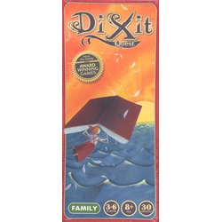 Dixit: Quest - expansion 2 (Eng. Regler)