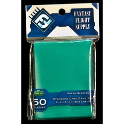 FFG Standard Sleeves Green 64x88 mm