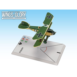 Wings of Glory: WW1 Albatros D.III (Gruber)
