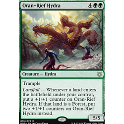 Magic löskort: Duel Decks: Nissa vs Ob Nixilis: Oran-Rief Hydra