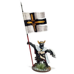 Saga: Foot Ordensstaat / Teutonic Warbanner Bearer