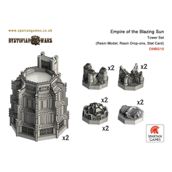 Empire of the Blazing Sun Tower Set (1)