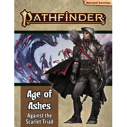 Pathfinder Adventure Path: Against the Scarlet Triad (Age of Ashes 5)