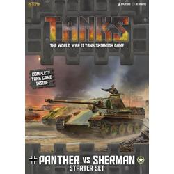 TANKS: The World War II Tank Skirmish Game (Tyska)