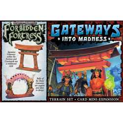 Shadows of Brimstone: Gateways into Madness