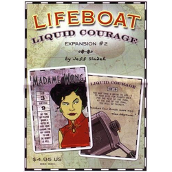 Lifeboat (3rd ed.) Expansion: Liquid Courage