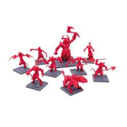 Dungeon Saga: Denizens of the Abyss Miniatures