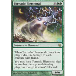 Magic löskort: Fifth Dawn: Tornado Elemental