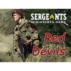 Sergeants Miniature Game: Red Devils
