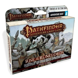 Pathfinder Adventure Card Game: Rise of the Runelords: Fortress of the Stone Giants Adventure Deck