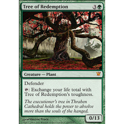 Magic löskort: Innistrad: Tree of Redemption