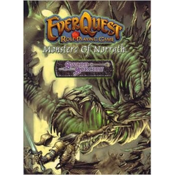 EverQuest: Monsters of Norrath (begagnad)