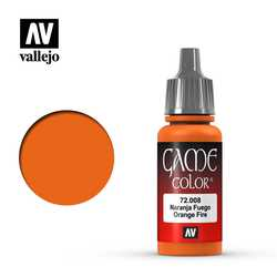 Vallejo Game Color: Orange Fire