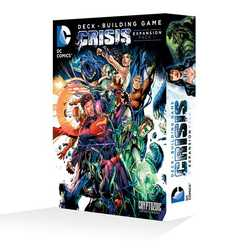 DC Comics Deck-Building Game: Crisis Expansion 1