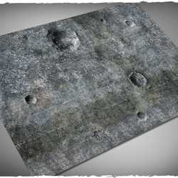DCS Game Mat City Ruins 4x6 ~ 122x183cm (Mousepad)