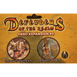 Defenders of the Realm: Hero Expansion 4