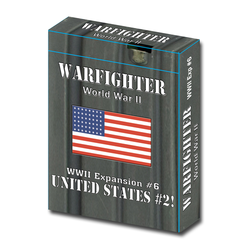 Warfighter WWII: Expansion 6 - United States 2