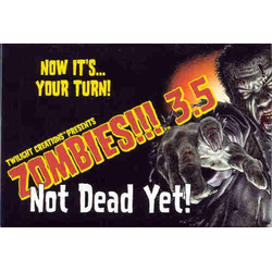 Zombies!!! 3,5: Not Dead Yet