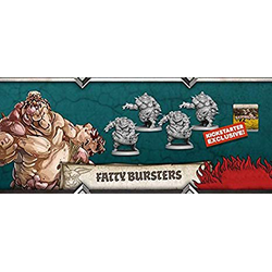 Zombicide: Green Horde - Fatty Bursters