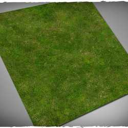 DCS Game Mat Grass 4x4 ~ 122x122cm (Mousepad)