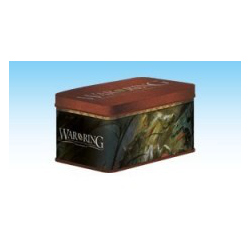 War of the Ring 2nd ed: Deck Box and Sleeves (standard art)