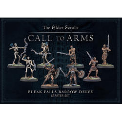 Elder Scrolls Call to Arms - Bleak Falls Barrow Delve Set (Plastic)