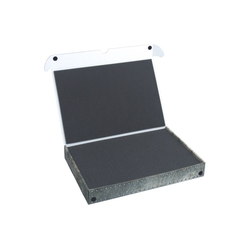 Safe & Sound Standard Box with 40mm raster foam tray