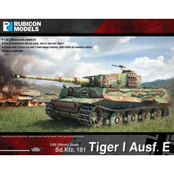 Rubicon: German Tiger I Ausf E