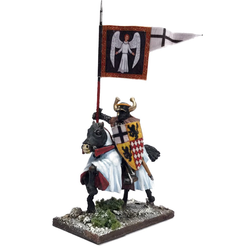 Saga: Mounted Ordensstaat / Teutonic Warbanner Bearer
