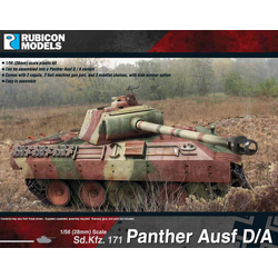 Rubicon: German Panther Ausf D/A