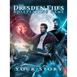 The Dresden Files RPG: Vol 1 - Your Story