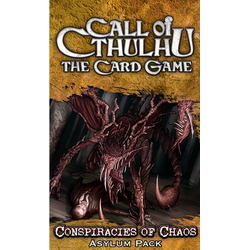 Call of Cthulhu LCG: Conspiracies of Chaos