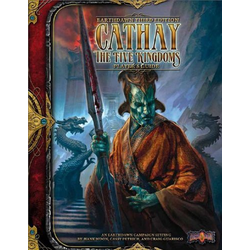 Earthdawn 3rd ed: Cathay - Player's Guide