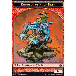 Magic löskort: Masters 25: Kobolds of Kher Keep Token