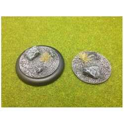 Scattered Stone Base Insert/Topper For 50mm Round Lipped Bases