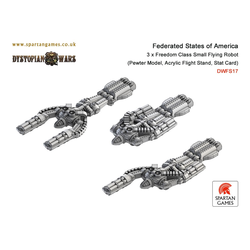 Federated States of America Freedom Class Small Flying Robot (3)